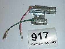 917 Kymco Agility 50, Bj 2008, Widerstand
