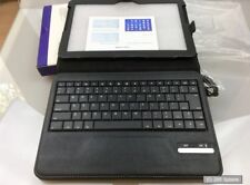 Donzo Wireless Bluetooth Case QWERTY Keyboard for Samsung Galaxy Tab p5100 p7500