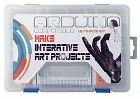 Arduino-compatible UNO R3 Starter Kit I2C 1602LCD Servo Gas Sensor Stepper Relay