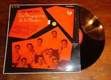The Three Bells record album Les Compagnons de la Chanson