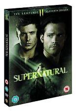 SUPERNATURAL SEASON 11 ELEVENTH REGION 2 COMPLETE DVD BOXSET UK