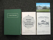 Lot History Chatham Massachusetts William Smith Book, 2 Homes Pamphlets Postcard
