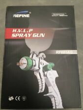 WUFU REFINE SPRAY GUN HVLP NEW 1.4mm QUALITY BRAND NEW 1.7 AVAILABLE