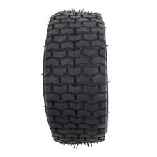 2x  squished & compressed 15X6X6 15X6.00-6 Turf Tires Garden Tractor Lawn Tire