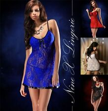 Lace Nightdresses & Shirts for Women