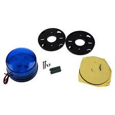 12v Alarm Led Flashing Strobe Light for home security alarm system blue M6G L3Q4