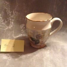 Australian Pottery Robert Gordon Plum Fruit Mug #2