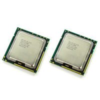 Lot of 2 Intel Xeon L5520 Quad 2.26GHz 8M LGA1366 SLBFA Server CPU Processor