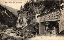 CPA  Chemin de fer de Chamonix   (247818)