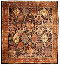 Oversized Antique Persian Bidjar Rug (size adjusted) BB0688