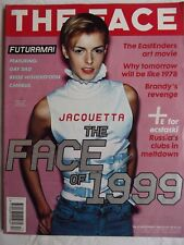 The Face Magazine, December 98, Gay Dad, Russia Clubs, Jacquetta