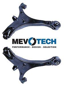 For Honda Element Set of Passenger & Driver Side Lower Control Arms Mevotech