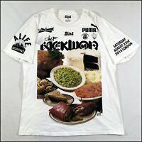 Alife Sessions London 2014 x Raekwon T-Shirt | Large | White | Wu Tang | Rare