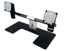 USED Dell MDS14 dual monitor stand