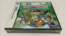 River King: Mystic Valley (Nintendo DS, 2007) NDS 2DS 3DS NEW