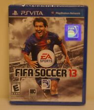 New! FIFA Soccer 13 (Sony PlayStation Vita, 2012) - U.S. Retail Version