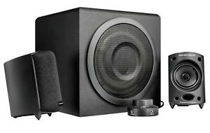 Wavemaster MOODY BT – 2.1 Stereo Lautsprecher System