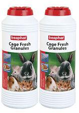 Beaphar Cage Fresh Granules 600g 2 Pack Deal