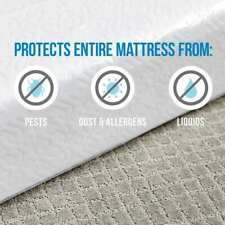 2x Super Heavy Duty Mattress Moving Protection Cover King Queen Bed Storage Bag