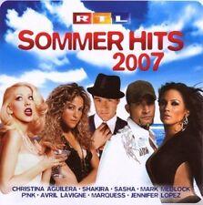 RTL Sommer Hits 2007 Mark Medlock, Avril Lavigne, Ville Valo & Natalia .. [2 CD]