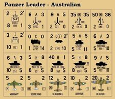 Panzer Leader ('74) Australian Pacific Counters