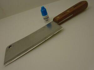 Dexter USA 5096 6 inch High Carbon Blade Small/Medium Cuts Duck Cleaver Splitter