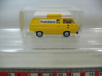 H822-0,5# WIKING H0/ 1:87, 12 294, Volkswagen VW, Transporter, Post, NEUW+OVP