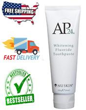 Nuskin Nu Skin AUTHENTIC Ap-24 Whitening Fluoride Toothpaste FULL SIZE Exp 2021