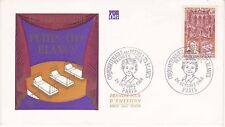 Enveloppe maximum 1er jour FDC 1968 - Cinquantenaire des Petits lits blancs