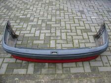 Heckstoßstange Stoßstange hinten Opel Astra F Cabrio  569  Florentinerrot