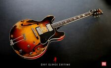 New listing 1960s VENTURA HOLLOWBODY NATURAL/AMBER HEAVY AGED RELIC MADE IN JAPAN BY EGC