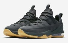 NIKE LEBRON XIII LOW PREMIUM MEN'S BASKETBALL  SHOE [SIZE 11  ANTHRACITE NIB