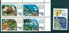 FAUNE MARINE - MARINE LIFE PALAU 1986 U.N. Int.l Year of Peace