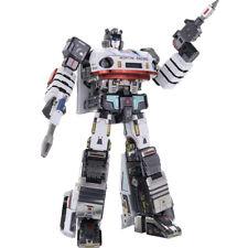 MU Transformers Jazz G1 3D Metal Model Kits DIY Assemble Puzzle Building toys