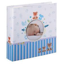 Hama Babyalbum für Junge und Mädchen, Einsteckalbum, Kinder-Album für 200 Fotos