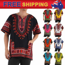 Unbranded Short Sleeve Regular Size Casual Shirts for Men