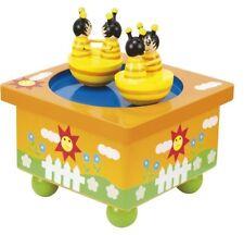 Boite à musique aimanté modèle abeille duo-Eveil musical - Cadeau de naissance**