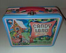 Vintage  Candyland Lunch Tin Box   #G