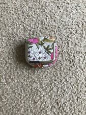 vera bradley kisslock coin purse