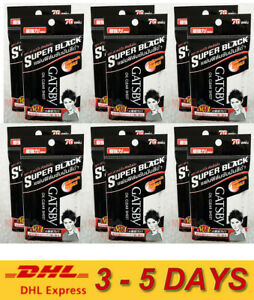 12 x Gatsby Facial Clear Oil Blotting Papers Film 70 sheets