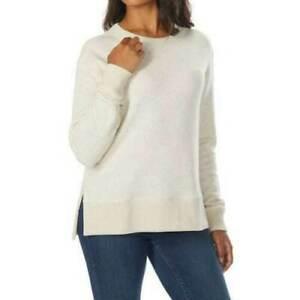 Kirkland Signature Ladies Fleece Crewneck Sweatshirt Pullover