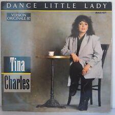 "Tina Charles – Dance Little Lady (Vinyl, 12"", Maxi 45 Tours)"