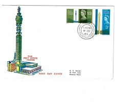 1965 Special Opening of Post Office Tower - First Day Cover FDC