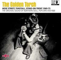 THE GOLDEN TORCH Various Artists - New & Sealed Northern Soul LP Vinyl (Charly)