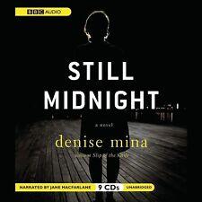 Still Midnight (Denise Mina) - Unabridged Audiobook - 9 Discs - Trusted Seller