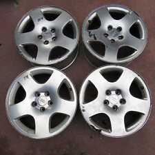 Set 4 cerchi in lega 17x8J 5X112 ET48 Audi A8 Mk1 1994-2002 usati 30310 83-5-D-2