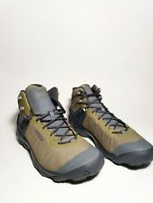 Mens Keen Venture Mid Waterproof Hiking Trail Shoes Boots Size EU 42 US 9 Olive