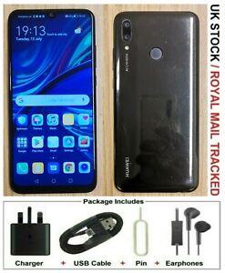 Huawei P smart (2019) POT-LX1 - 64GB - Black (Unlocked) UK Version - Grade A/B