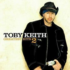TOBY KEITH Greatest Hits 2 (Volume 2) CD BRAND NEW