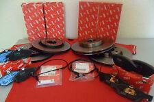 Kit frenante anteriore TRW pastiglie + dischi GRANDE PUNTO 1.3 Multijet 90cv